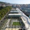 Tres estados del programa Iniciarte en Málaga